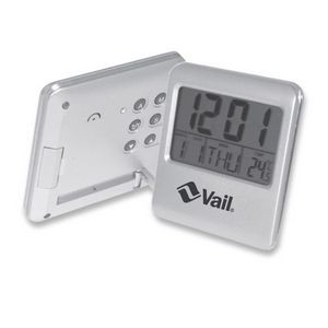 Clearance Item! Large Display LCD Desk Clock