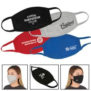 Standard Reusable Cotton Face Mask