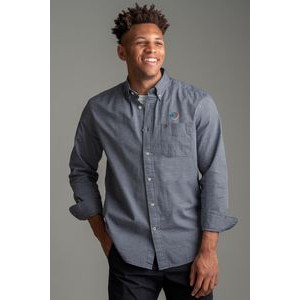 Tommy Hilfiger® Chambray Button-Down Shirt