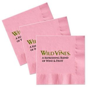 2-Ply Light-Tone Facial Beverage Napkin