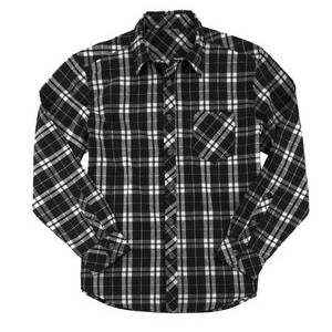Men's Essential Flannel Buttondown
