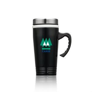 The Delicious S/S Ceramic Mug - 13oz Black