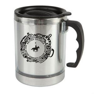 The Flavour Double Wall Mug - 15oz Clear