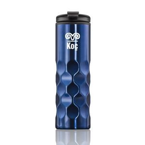 The Sculpt S/S Tumbler - 14oz Blue