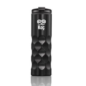 The Sculpt S/S Tumbler - 14oz Black