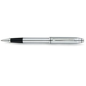 Cross Townsend Lustrous Chrome Rolling Ball Pen