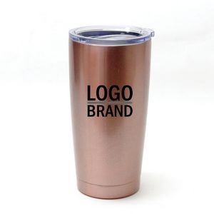 20oz Car Cup Tumbler - Stainless Steel