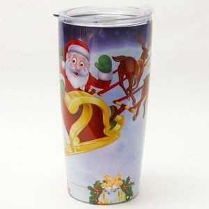 20oz Full Color Design Stainless Steel Car Cup Tumbler