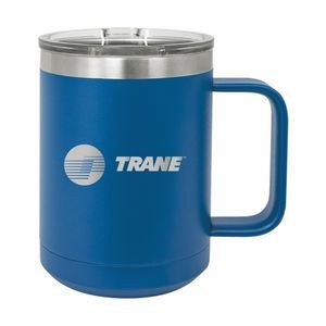 Blue Polar Camel 15oz. Stainless Steel Coffee Mug