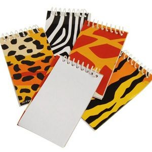 Animal Print Notebooks (Case of 36)