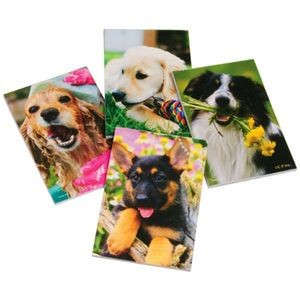 Dog Memo Pads (Case of 36)