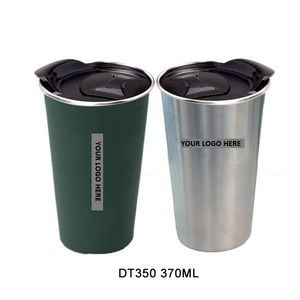 13 Oz. Stainless Steel Travel Coffee Tumbler/Mug